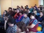 Начальник ДВД СКО Б.Билялов встретился с жителями района М.Жумабаева