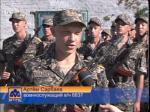 Порядка 200 юношей приняли присягу в воинской части 6637