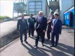 Аким области Е.Султанов с рабочей поездкой побывал в районе М.Жумабаева