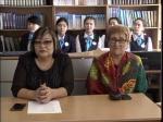 Школьной библиотеке присвоили имя почетного гражданина СКО Ж.Искакова