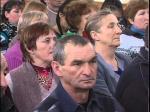 О социально-экономическом развитии Золотонивского сельского округа района М.Жумабаева отчитался его аким
