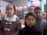 Экскурсию - музейный урок проводят в историко-краеведческом музее СКО