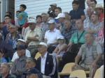 """ФК""""Кызыл-Жар СК"""" встретился на своем поле с """"Каспием"""" из Актау"""