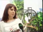 Мини-зоопарк экзотических животных открылся в Петропавловске