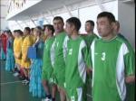 Полицейлер арасында шағын футболдан турнир өтті