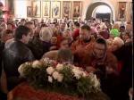 Петропавловцы поклонились мироточащей иконе Божьей матери «Умягчение злых сердец»