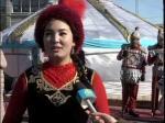 Шумно и весело встречают Наурыз в СКГУ им.М.Козыбаева
