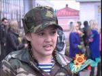 Члены военно-патриотических клубов СКО отправились на Вахту памяти в РФ