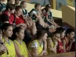 Петропавлда жасөспірімдер арасында баскетболдан облыстық чемпионат жалауын желбіретті