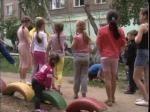 Депутаты гормаслихата вместе с жильцами многоэтажек, взялись за благоустройство дворов