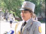В Петропавловске появился женский взвод полицейских