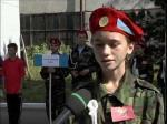 Областной чемпионат юных спасателей проходит в Петропавловске