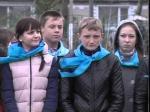 В городе Мамлютке распахнула свои двери новая школа