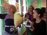 Бухгалтер Лариса Пестерева открыла первую персональную выставку картин