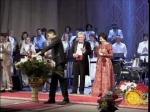Тәуелсіздік мерекесі қарсаңында Қазақстанның халық әртісі Роза Рымбаева солтүстікқазақстандықтарға концерт берді