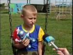 Воспитанники Полудинского детского дома получили долгожданные подарки