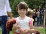 Полудино балалар үйінің тәрбиеленушілеріне сыйлықтар табысталды