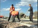 Петропавл қаласының шеткері аудандарындағы жолдар қалыпқа келтірілуде
