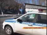 Грабитель в медицинской маске и ножом ограбил продуктовый магазин