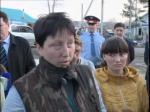 СҚО әкімі судан жапа шеккен Рузаевка селосына барды