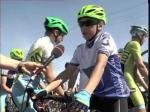 В Петропавловске прошла многодневная велогонка на приз А.Винокурова