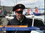 Мастер класс для молодых сержантов полиции провели в Петропавловске