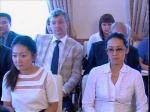 "Госслужащие корпуса ""А"" приняли присягу"