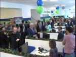 В Петропавловске открыли новый центр обслуживания предпринимателей