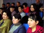 Акимы районов Шал акына и Тимирязевского провели отчетные встречи с населением