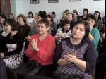 """В преддверии 8 марта в партии """"Нур Отан"""" женщин поздравил Марат Тасмаганбетов"""