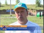 Чемпионат РК по летнему кроссовому биатлону стартовал в Петропавловске