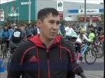 С пользой для здоровья североказахстанцы отметили день рождения столицы