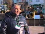 В Петропавловске прошел смотр автопарка дорожных и коммунальных служб