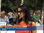 Фестиваль воздушных шаров прошел в Петропавловске